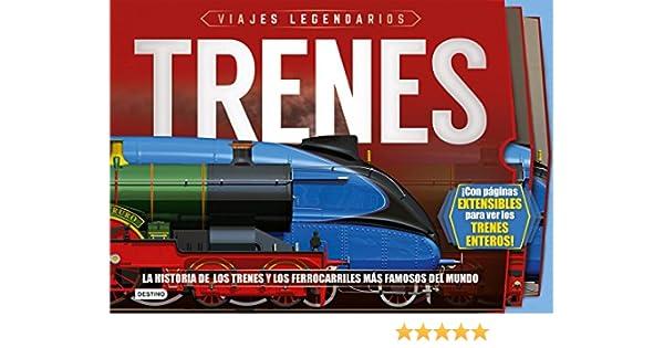 Trenes (Libros de conocimiento): Amazon.es: Steele, Philip ...