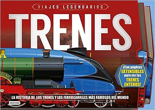 Trenes (Libros de conocimiento): Amazon.es: Philip Steele, Editorial Planeta: Libros