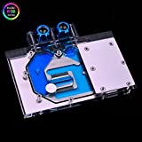 Bykski RGB VGA GPU Water Cooling Block For ZOTAC GeForce GTX 1080Ti Mini (Bykski)