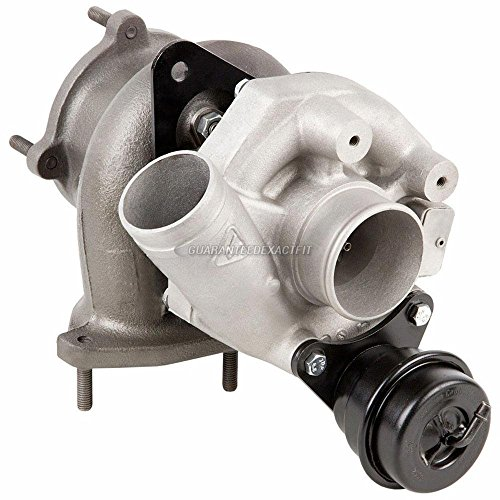 Remanufactured Turbo Turbocharger For Porsche 911 993 TT Left Side 1996 1997 - BuyAutoParts 40-30013R Remanufactured