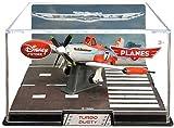 Disney / Pixar PLANES Exclusive 1:43 Die Cast Plane In Plastic Case TURBO Dusty