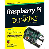 Raspberry Pi For Dummies (English Edition)