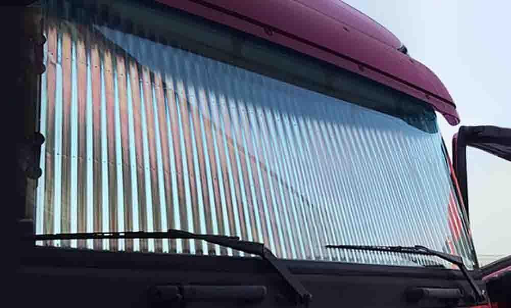 ,70Cm 65-80Cm BMDHA Visera del Coche Parabrisas Delantero Autom/ático Telesc/ópico Protector Solar Aislamiento Calor Auto De Protecci/ón Solar
