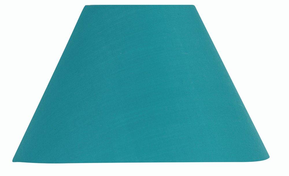 Oaks Lighting Abat-jour Coton Bleu 40 cm S501/16 BL