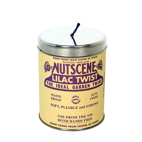 Bosmere K815LI Nutscene Tin of Twine, 3-Ply, 492-Feet, -