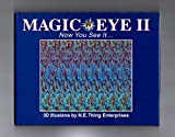img - for Magic Eye II, Now you see it ... 3D illusions by N.E. Thing Enterprises book / textbook / text book
