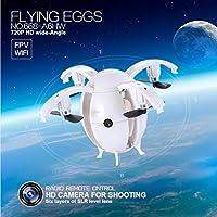 Tiean 2.4G WIFI 720P Camera FPV RC Ball Shaped Quadcopter MINI Pocket Foldable Drone