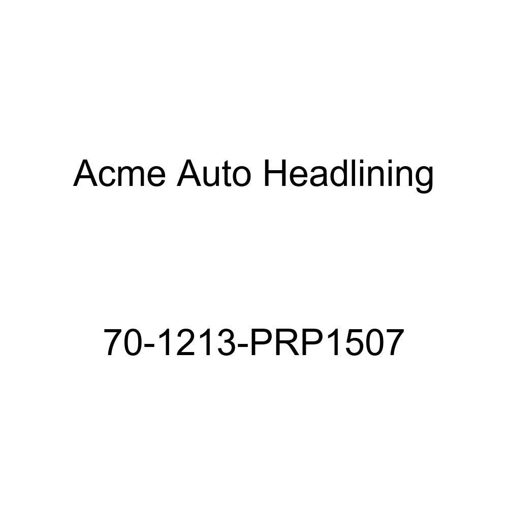 6 Bow 1970 Oldsmobile 98 2 Door Hardtop Acme Auto Headlining 70-1213-PRP1507 Red Replacement Headliner