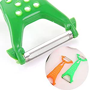 Fashion Gallery Multifunctional Vegetable Fruit Peeler Cutter Potato Peelers Slicer Cooking Tools Gadgets…