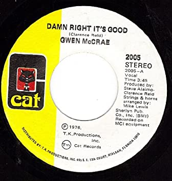Gwen mccrae love without sex