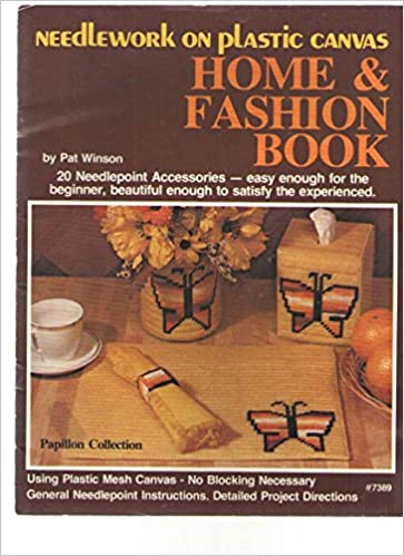 Read Home & Fashion Book - Neddlework on Plastic Canvas PDF