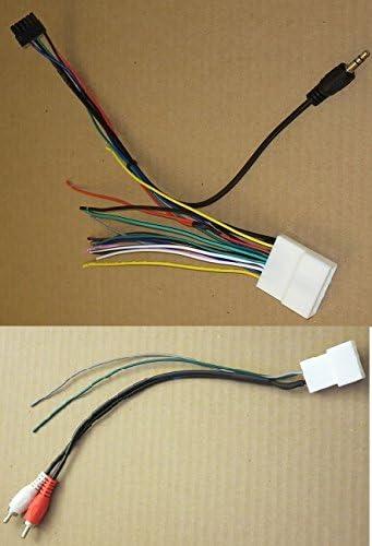 Amazon.com: Headunit Installation kit - Radio Wiring Adapters For Subaru  2010-Up: Car Electronics