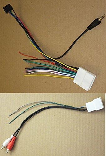 Headunit Installation kit - Radio Wiring Adapters For Subaru 2010-Up