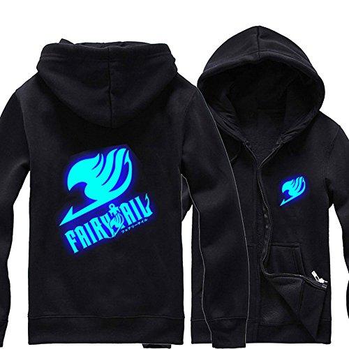 NSOKing Fairy Tail Cosplay Anime Hoodie Sweater