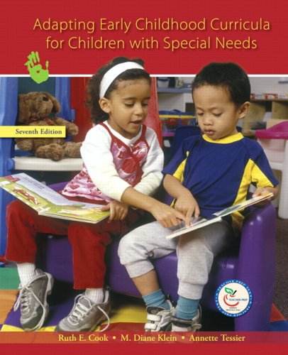 Adapting Early Childhood Curricula for Children with Special Needs (7th Edition)