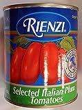 Rienzi Selected Italian Plum Tomatoes 28 Oz (Pack of 2)