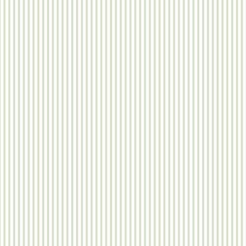 Manhattan Comfort NWPR33818 Bellevue Thin Solid Striped Wallpaper Roll, Green ()