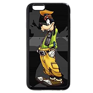 Generic Disney Character Goofy Hard Plastic Snap-On Case for iPhone 4/4S