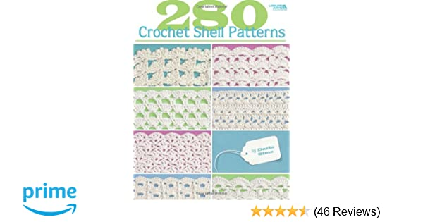 280 crochet shell patterns leisure arts 3903 darla sims 280 crochet shell patterns leisure arts 3903 darla sims 0028906039030 amazon books fandeluxe Image collections