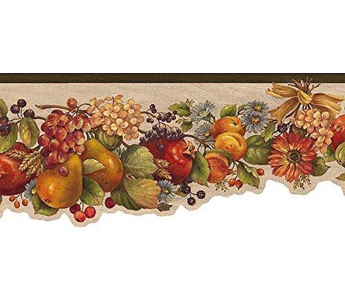 fruit border wallpaper - 1