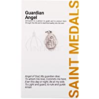 """1"""" Saint and Holy Subject Medal with Prayer Card 