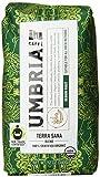 Caffe Umbria Fresh Seattle Whole Bean Roasted Coffee, Terra Sana Organic Blend Medium Roast, 12 oz. Bag