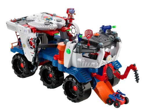 Fisher-Price Imaginext Supernova Battle Rover by Fisher-Price