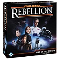 Fantasy Flight Games Current Edition Star Wars Rebellion Rise of The Empire Board Game