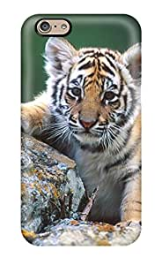 Iphone 6 Case, Premium Protective Case With Awesome Look - Baby Tiger