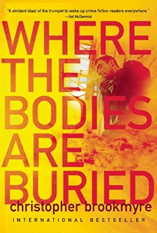 book cover of Where the Bodies are Buried