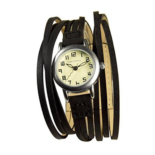 tokyobay-gaucho-watch-black