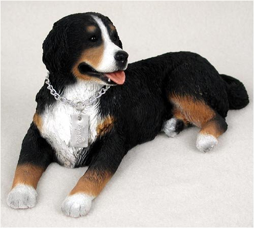 Bernese Mountain Dog Figurine MyDog