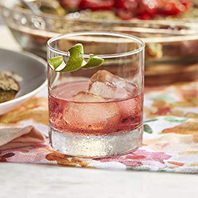 Libbey Heavy Base Old Fashioned Glasses