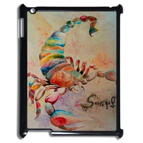 Carcasa Personalizada para iPad 2, 3, diseño de escorpión ...