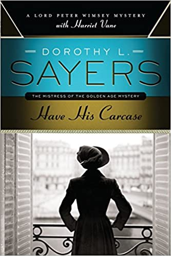 have his carcass dorothy l. sayers