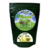 Heirloom Organics NON-GMO Home MicroGreen Seed Pack-8 Varieties-200000 Plus Non-Hybrid MicroGreen Seeds-Food in As Little As 7 Days