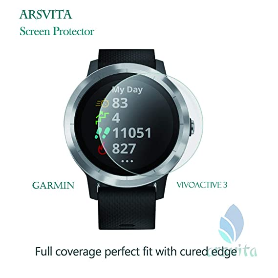 Amazon.com: Arsvita for Agarmin vivoactive 3 Smartwatch ...