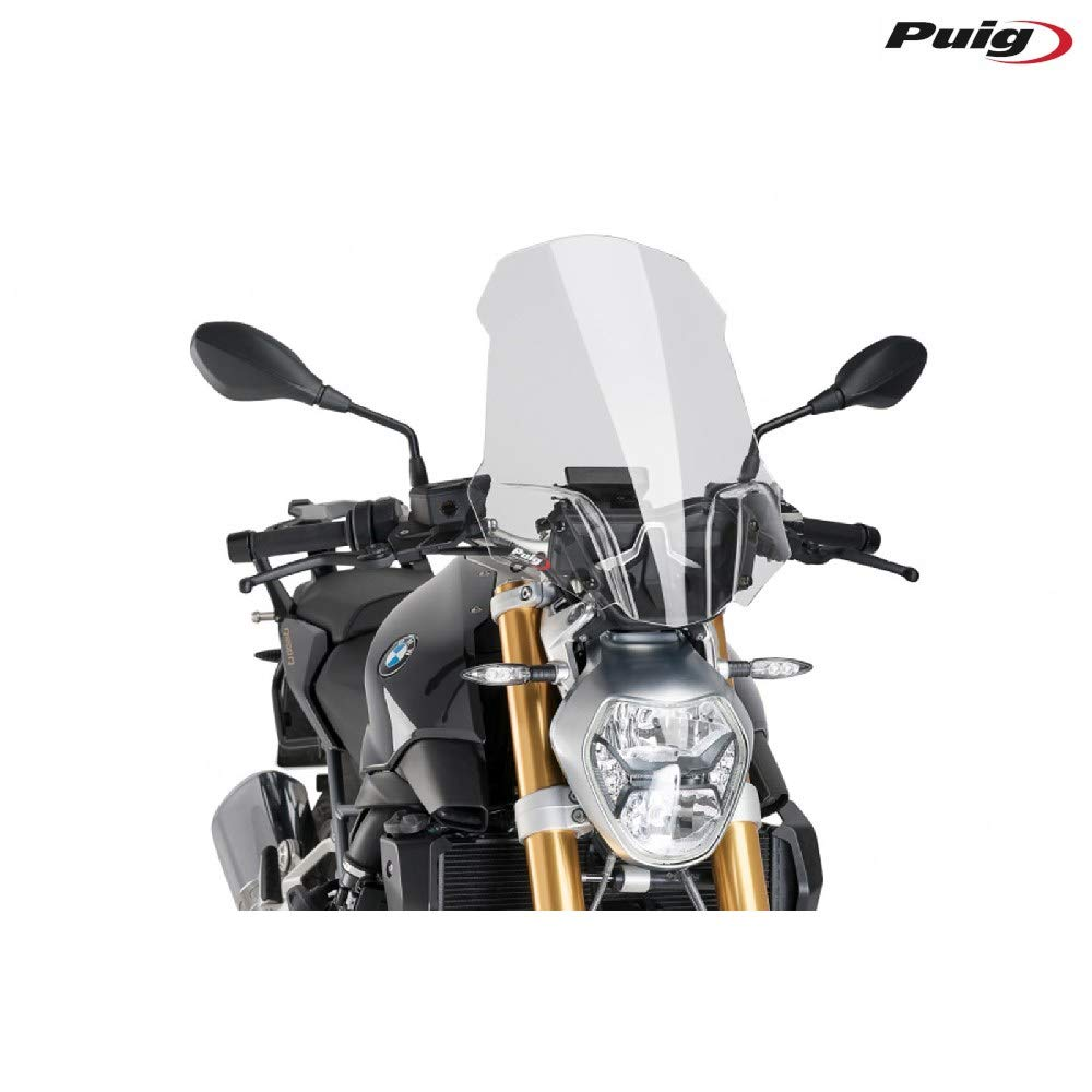Puig Windshield Naked New Generation Touring 8110W for R1200 R 15-18