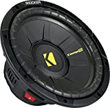 Kicker Comps 10-Inch 600-Watt Subwoofer