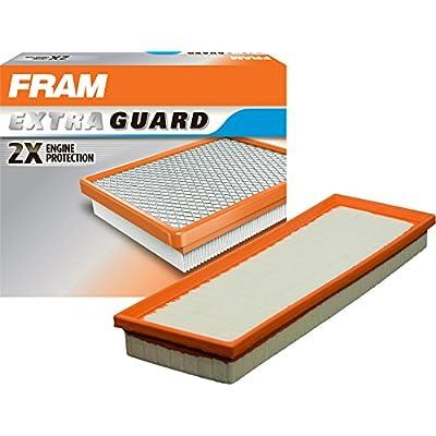 FRAM CA11109 Extra Guard Flexible Rectangular Panel Air Filter: Automotive
