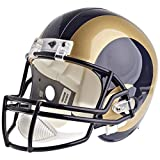 Los Angeles Rams Officially Licensed VSR4 Full Size Replica Football Helmet