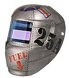 Carrera Welding Helmet with Auto Darkening 1000F Filter (Top Gun)