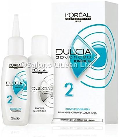 L'Oreal - Loreal dulcia advanced 2 solo sensibilizada cabello
