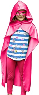 product image for Superfly Kids and Adult Satin Hooded Cape | Cloak for Cosplay