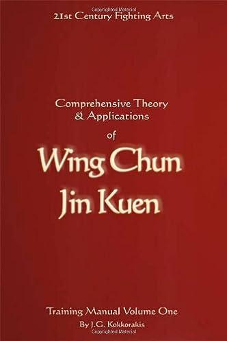 comprehensive theory and applications of wing chun jin kuen rh amazon com Wing Chun PDF Wing Chun PDF