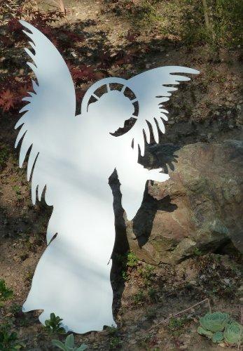 Life Size Angel for MyNativity Outdoor Nativity Set (3 sizes available) by MyNativity (Image #2)