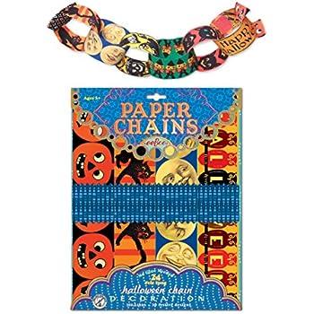 eeBoo Halloween Paper Chain