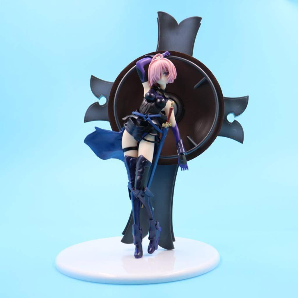 servicio de primera clase XG XG XG YXZOZZ Destino Serie Anime Estatua Projoector de Matthew Kyrielite Exquisita Estatua de Anime -25CM Colección  ahorrar en el despacho