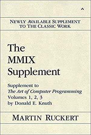 donald e knuth the art of computer programming pdf