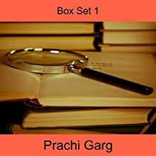 Box Set 1 Audiobook by Prachi Garg Narrated by John Hawkes